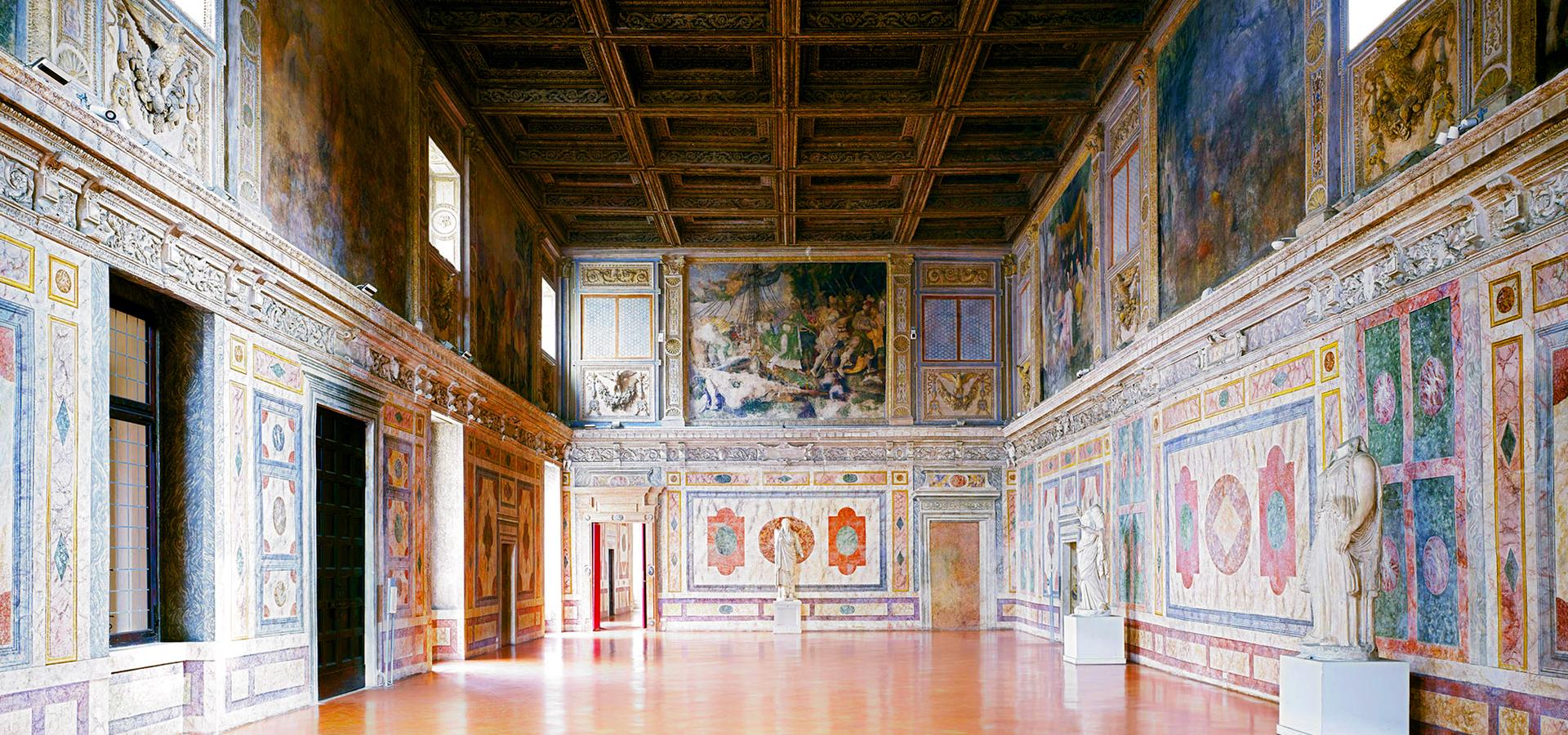 Palazzo Ducale – Sala di Manto