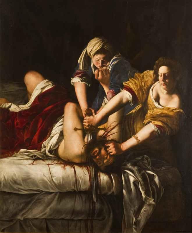 Judit_decapitando_a_Holofernes,_por_Artemisia_Gentileschi Giuditta che decapita Oloferne